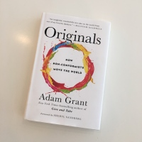 By Ky Books: The Originals by Adam Grant